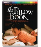 The Pillow Book (1996) Blu-ray
