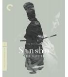 Sansho The Bailiff (1945) Blu-ray