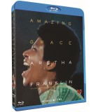 Amazing Grace (2018) Blu-ray
