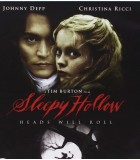 Sleepy Hollow (1999) Blu-ray