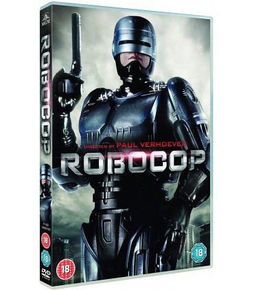 RoboCop (1987) DVD