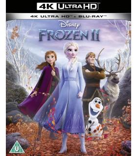 Frozen II (2019) (4K UHD + Blu-ray)