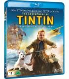 Tintin seikkailut: Yksisarvisen salaisuus (2011) Blu-ray