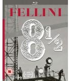 8½ - Federico Fellini (1963) Blu-ray
