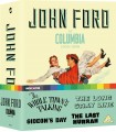 John Ford at Columbia (1935-1958) Limited Edition (4 Blu-ray) 22.4.