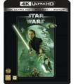 Star Wars: Episode VI - Return of the Jedi (1983) (4K UHD + 2 Blu-ray)