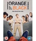 Orange Is the New Black - Kausi 4. (2013– ) (5 DVD)
