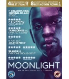 Moonlight (2016) DVD