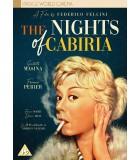 Nights Of Cabiria (1957) DVD 8.4.
