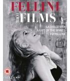 Federico Fellini - Essential Collection (1953 - 1965) (4 Blu-ray)