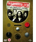 Warehouse 13 - The Complete Series (2009–2014) (19 DVD)