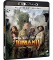 Jumanji: The Next Level (2019) (4K UHD + Blu-ray)