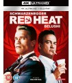 Red Heat (1988) (4K UHD + Blu-ray)