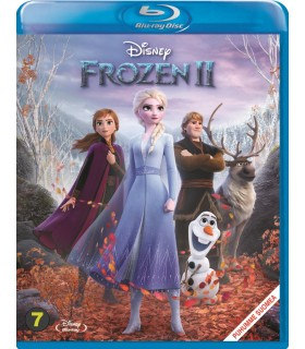 Frozen II (2019) Blu-ray