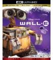 WALL·E (2008) (4K UHD + Blu-ray)