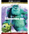 Monsters, Inc. (2001) (4K UHD + Blu-ray)