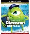 Monsters University (2013) (4K UHD + Blu-ray)