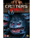 Critters Attack! (2019) DVD