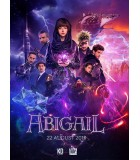 Abigail and the Forbidden City (2019) DVD 15.6.