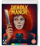 Deadly Manor (1990) Blu-ray