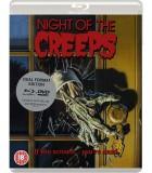 Night of the Creeps (1986) (Blu-ray + DVD)