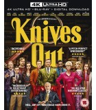 Knives Out (2019) (4K UHD + Blu-ray)
