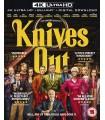 Knives Out (2019) (4K UHD + Blu-ray)