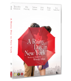 A Rainy Day in New York (2019) DVD