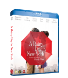 A Rainy Day in New York (2019) Blu-ray