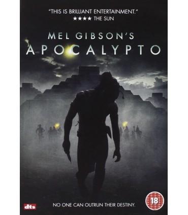 Apocalypto (2006) DVD