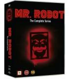 Mr. Robot: Season 1-4 (2015– ) (14 DVD)