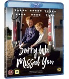 Sorry We Missed You (2019) Blu-ray