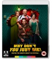 Why Don't You Just Die! (2019) Blu-ray