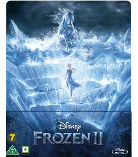 Frozen II (2019) Steelbook (Blu-ray)