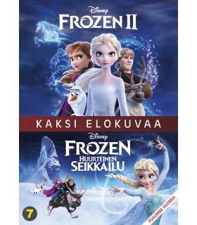 Frozen 1 & 2 (2013 / 2019) (2 DVD)
