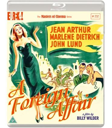 A Foreign Affair (1948) Blu-ray