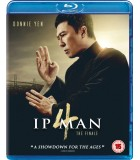 Ip Man 4 (2019) Blu-ray