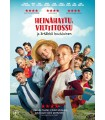 Heinähattu, Vilttitossu ja ärhäkkä koululainen (2020) DVD