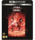 Star Wars: The Last Jedi (2017) (4K UHD + 2 Blu-ray)