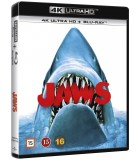 Jaws (1975) (4K UHD + Blu-ray)