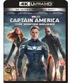 Captain America: The Winter Soldier (2014) (4K UHD + Blu-ray)