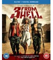 3 from Hell (2019) Blu-ray
