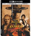 The Mask of Zorro (1998) (4K UHD + Blu-ray)