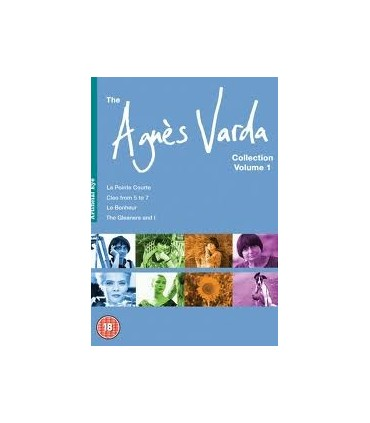 The Agnes Varda Collection: Volume 1 (4 DVD)