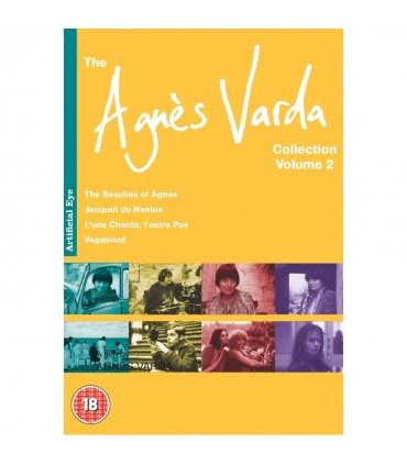 The Agnes Varda Collection: Volume 2 (4 DVD)