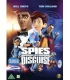 Spies in Disguise (2019) DVD