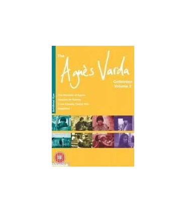 The Agnes Varda Collection: Volume 2 (4 DVD)