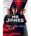 Mr. Jones (2019) DVD