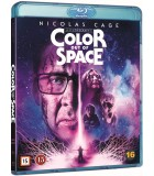 Color Out of Space (2019) Blu-ray