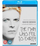 The Man Who Fell to Earth (1976) Blu-ray